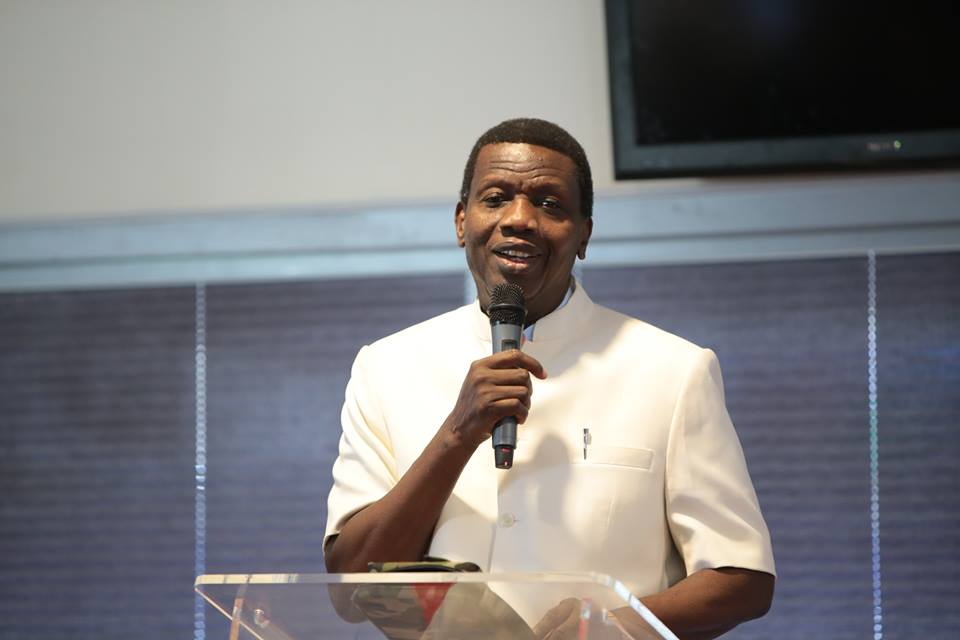 RCCG's tweets are in accordance to UN universal declaration of human rights – Pastor Adeboye writes on Twitter