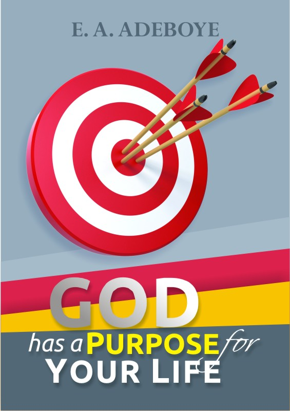 God has a purpose for your life COVER.
