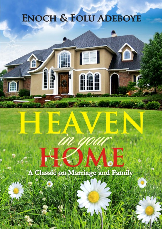 Heaven in your home cover.