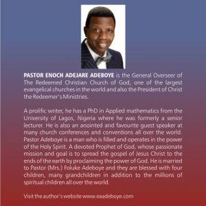 The Official Website of Pastor Enoch Adejare Adeboye   Enoch