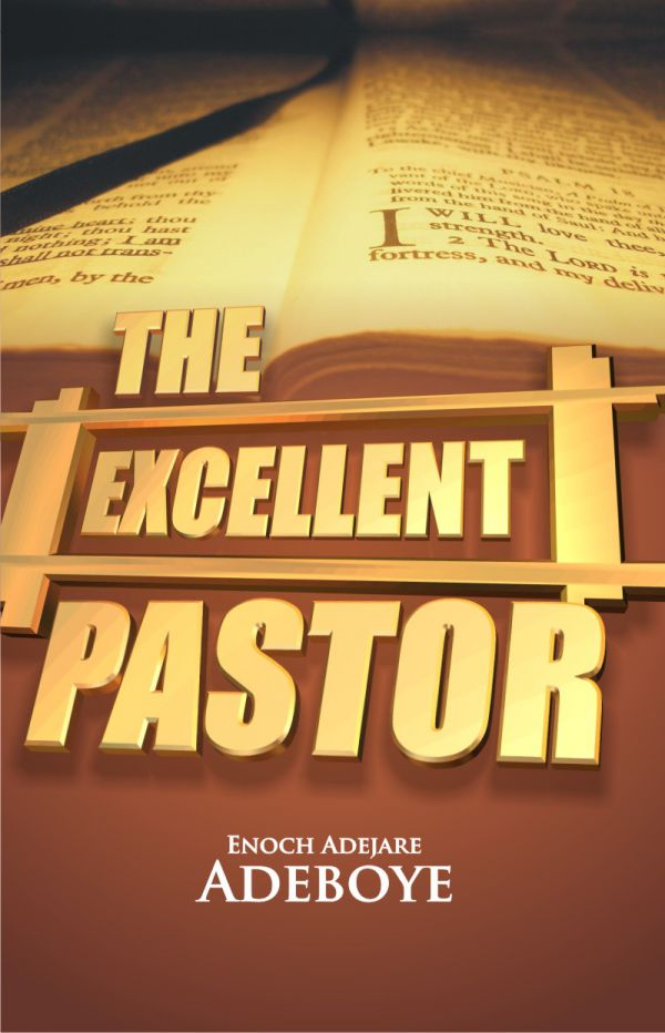 The Excellent Pastor Cover.