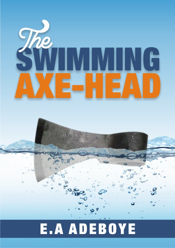 The Swimming Axe Head Cover.