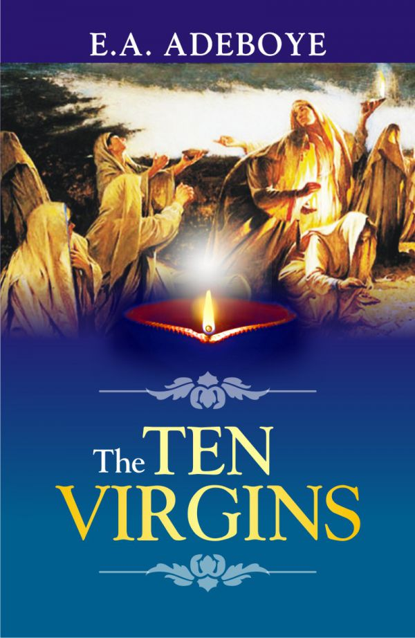 The Ten Virgin front cover